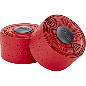 Selle Italia Smootape Classica Rubans de cintre cuir/gel 2,5 mm, red